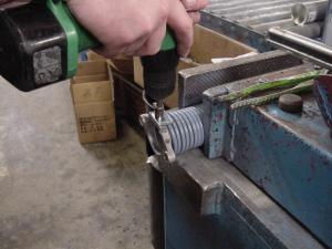 Tillverkning av portar